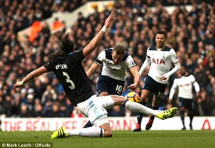 Tottenham Hotspur vs West Bromwich Albion 4-0 Video Gol & Highlights
