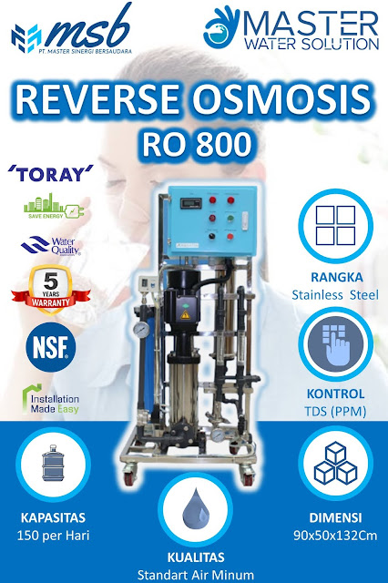 reverse osmosis industri kecil