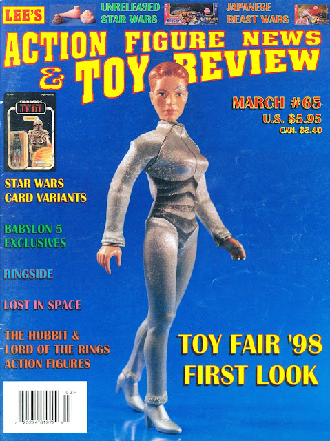Star Trek Playmates Seven Of Nine