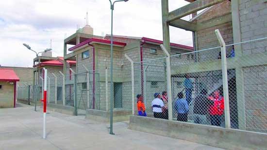 Prevén el traslado de reos de Cantumarca a la cárcel de Villazón