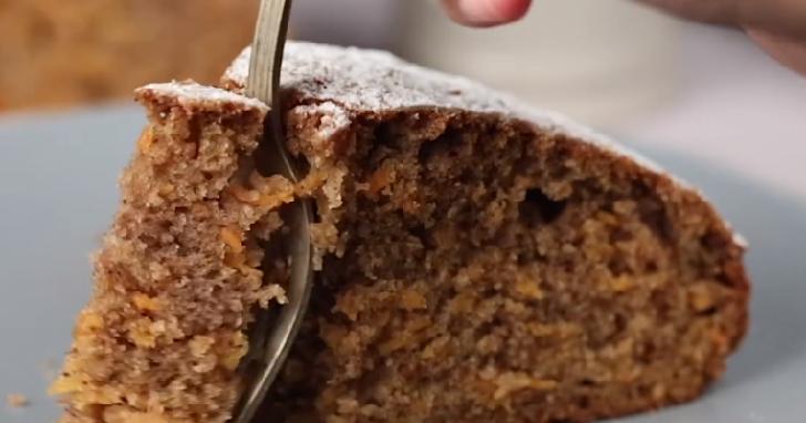 Carrot Cake Wholemeal Self Raising Flour