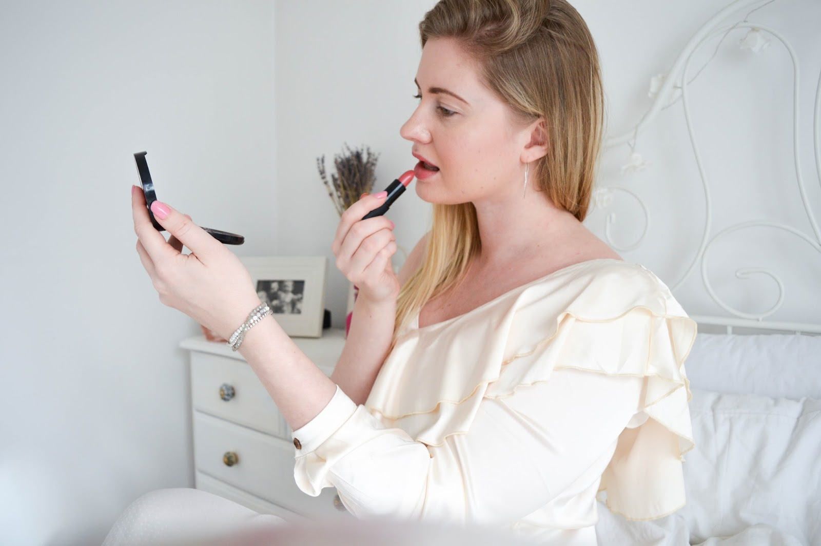 get ready with me blog, beauty blog UK, Dalry Rose blog