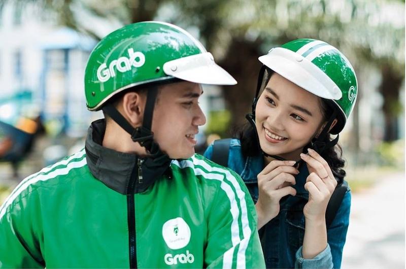 Ứng dụng gọi xe grabbike sử dụng phổ biến ở Việt Nam