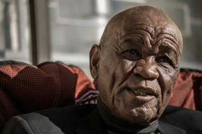 Lesotho's prime minister Thomas Motsoahae Thabane. PHOTO | ABC