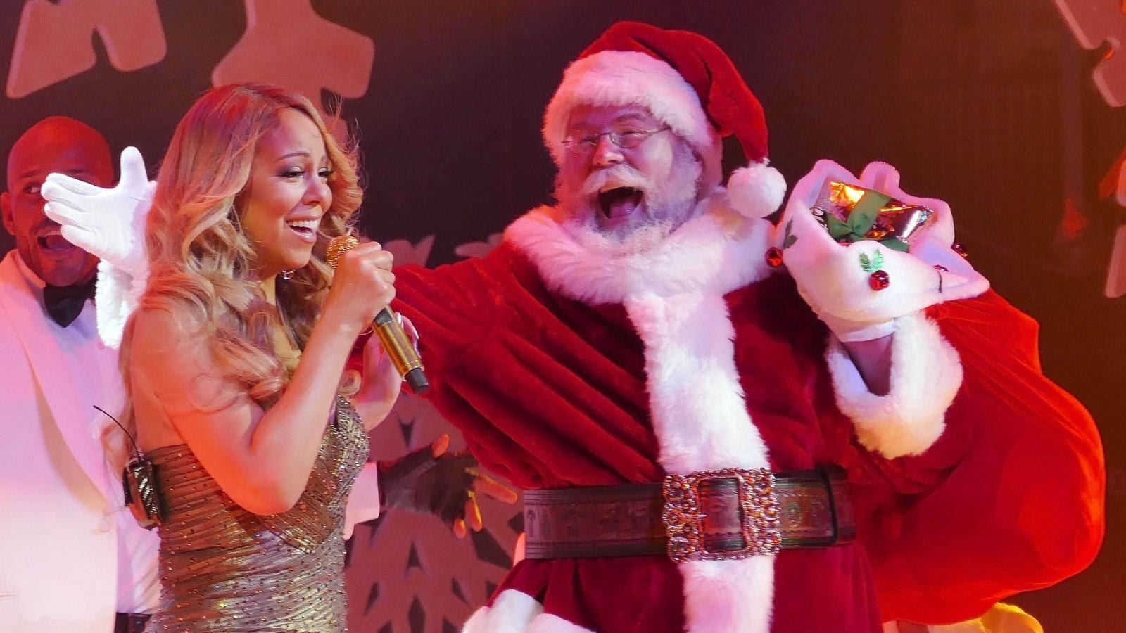Se tem natal, tem Mariah, All I Want For Christmas Is You chega ao top 3 da Hot 100