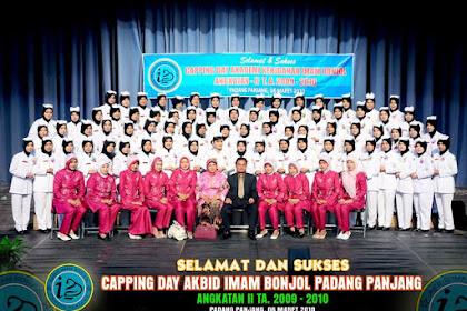 Pendaftaran Mahasiswa Baru (AKBID Imam Bonjol-Padang Panjang) 2021-2022