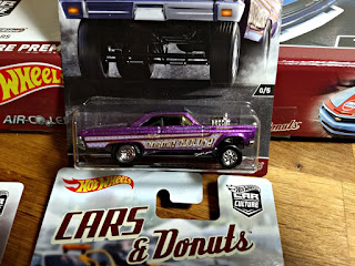 Hot Wheels RLC Car Culture  mercury comet cyclone
