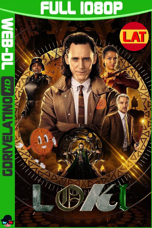 Loki (2021) Temporada 01 WEB-DL 1080p Latino-Ingles MKV