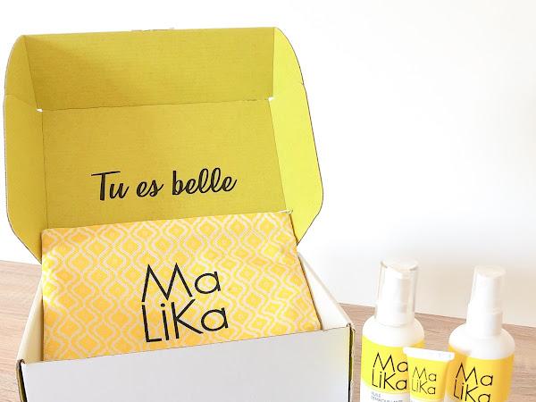 Les produits de la marque Malika