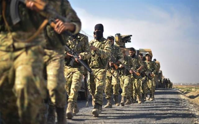 Έφτασαν στη Λιβύη 300 Σύροι μαχητές πιστοί στον Ερντογάν