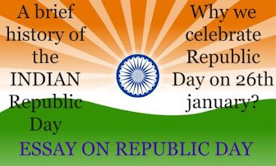 ESSAY ON REPUBLIC DAY 2020