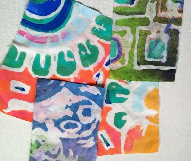 Δημιουργείστε υφάσματα Μπατίκ στα σχέδια-χρώματα που θέλετε