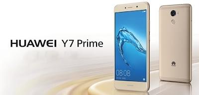 Cara Cepat Untuk Reset Pola di Huawei Y7 Prime
