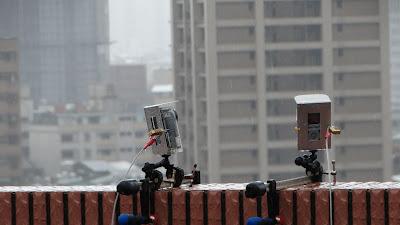 杜鵑颱風縮時攝影(新板特區) 20150928 15:30-092908:00 (DUJUAN Typhoon Time-Lapse)