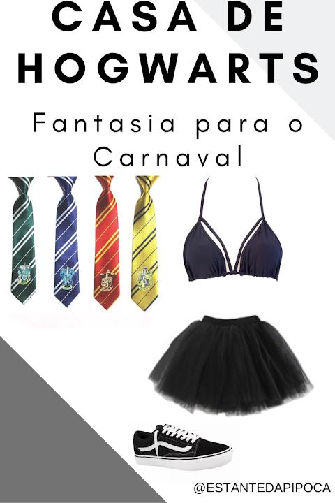 Fantasias de carnaval inspiradas em personagens literários