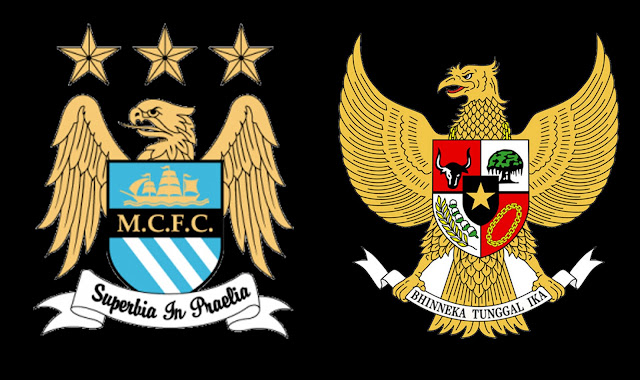 logo manchester city mirip garuda pancasila mas ariy petoengshoot