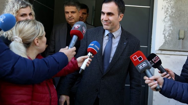 Chief prosecutor Olsian Çela says Cannabis cultivation increased in Albania and there are no Police reports