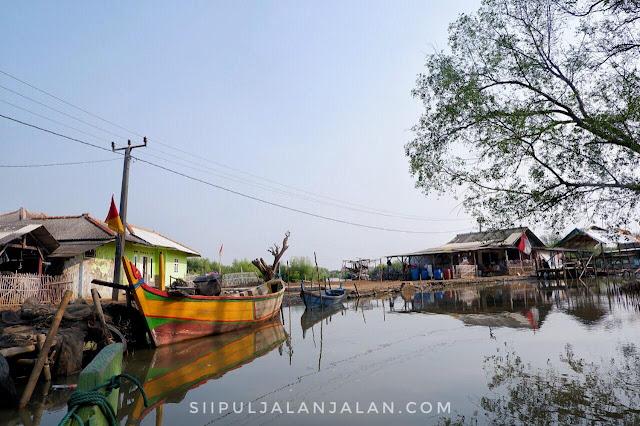 View Kampung Beting Muaragembong