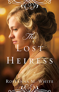 http://roseannamwhite.blogspot.com/p/the-lost-heiress.html