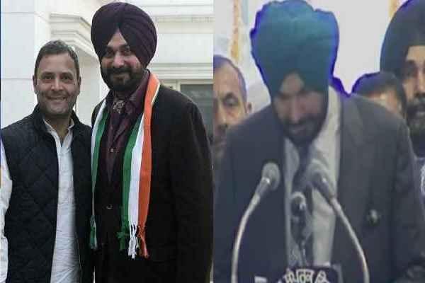 सिद्धू ना बने मुख्यमंत्री, ना उप-मुख्यमंत्री, कांग्रेस ने इन्हें म्यूजियम में बिठा दिया, खटाक!
