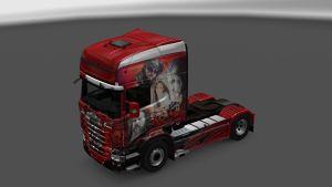 Scania RJL Sons Skin