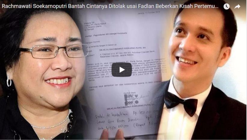 Bantah Jatuh Cinta ke Fadlan, Rachmawati Soekarnoputri Ngomel-ngomelin Razman Nasution. Simak Videonya!