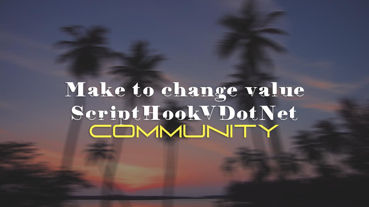 Make to change value of ScriptHookVDotNet - Make custom value for ReloadKey/ConsoleKey in Community Script Hook V (dot)Net  script hook v.net v2.10.10 script hook v .net from github script hook v .net not working script hook v .net 1.0.877.1 script hook v .net v2.4 script hook v net download script hook v .net and nativeui script hook v dot net ab software development script hook v dot net all version does script hook v still work what is script hook v dot net how to install script hook v .net is script hook v safe how to install script hook v dot net script hook v. net script hook v dot net commands script hook v dot net crash community script hook v .net community script hook v .net 3.1.0 community script hook v .net 3.1.0 download how to use script hook v script hook v dot net script hook v dot net v3.0.3 script hook v dot net install script hook v dot net v2.10.10 script hook v dot net v3.0.2 script hook v dot net not working script hook v dot net epic games script hook v dot net error how to download script hook v dot net script hook v dot net failed to load script hook v dot net f4 script hook v .net gta 5 script hook v .net github script hook v dot net gta 4 gta 5 script hook v dot net error gta v script hook v dot net install how to use script hook v in gta 5 how to install gta 5 script hook v how to open script hook v in gta 5 script hook v .net how to install script hook v dot net https //github.com/crosire/script hook script hook v و script hook.net دانلودscript hook v و script hook v.net cript hook v و script hook v.net افزونه script hook v و script hook.net کتابخانه script hook v و script hook v.net how to install script hook v 2020 script hook v .net install como instalar script hook v .net cara instal script hook v dot net script hook v .net indir comment installer script hook v.net script hook v dot net kurulum script hook v .net latest version script hook v dot net gta 5 mods script hook v .net nativeui script hook v dotnet new how to fix script hoo