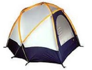 macam macam bentuk tenda untuk pramuka atau kemah
