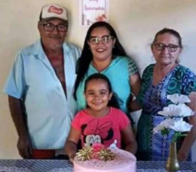 Homem executa ex-mulher, filha, mais três familiares e se mata