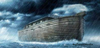 Kisah Nyata Kayu Kapal Nabi Nuh As. Bisa Berbicara