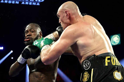 Why Tyson Fury was able to beat Deontay Wilder like a child to become the new WBC heavyweight, Here's what happened app