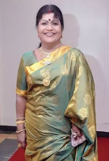 Singer L R Eswari Family Husband Parents children's Marriage Photos