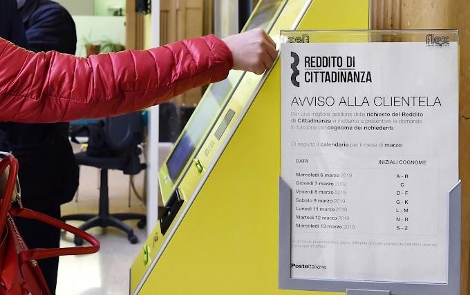 """Reddito di cittadinanza, M5S: """"Basilicata regione non virtuosa"""""""