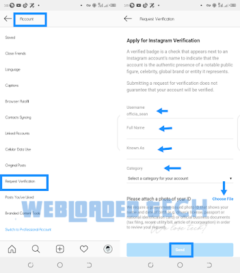 Easy Steps to get Your Instagram Account Verified 2020