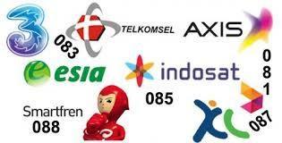 Koleksi Nomor Depan Operator Seluler di Indonesia