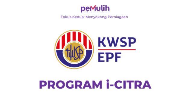 PEMULIH: Cara Mohon Pengeluaran i-Citra KWSP Sehingga RM5,000