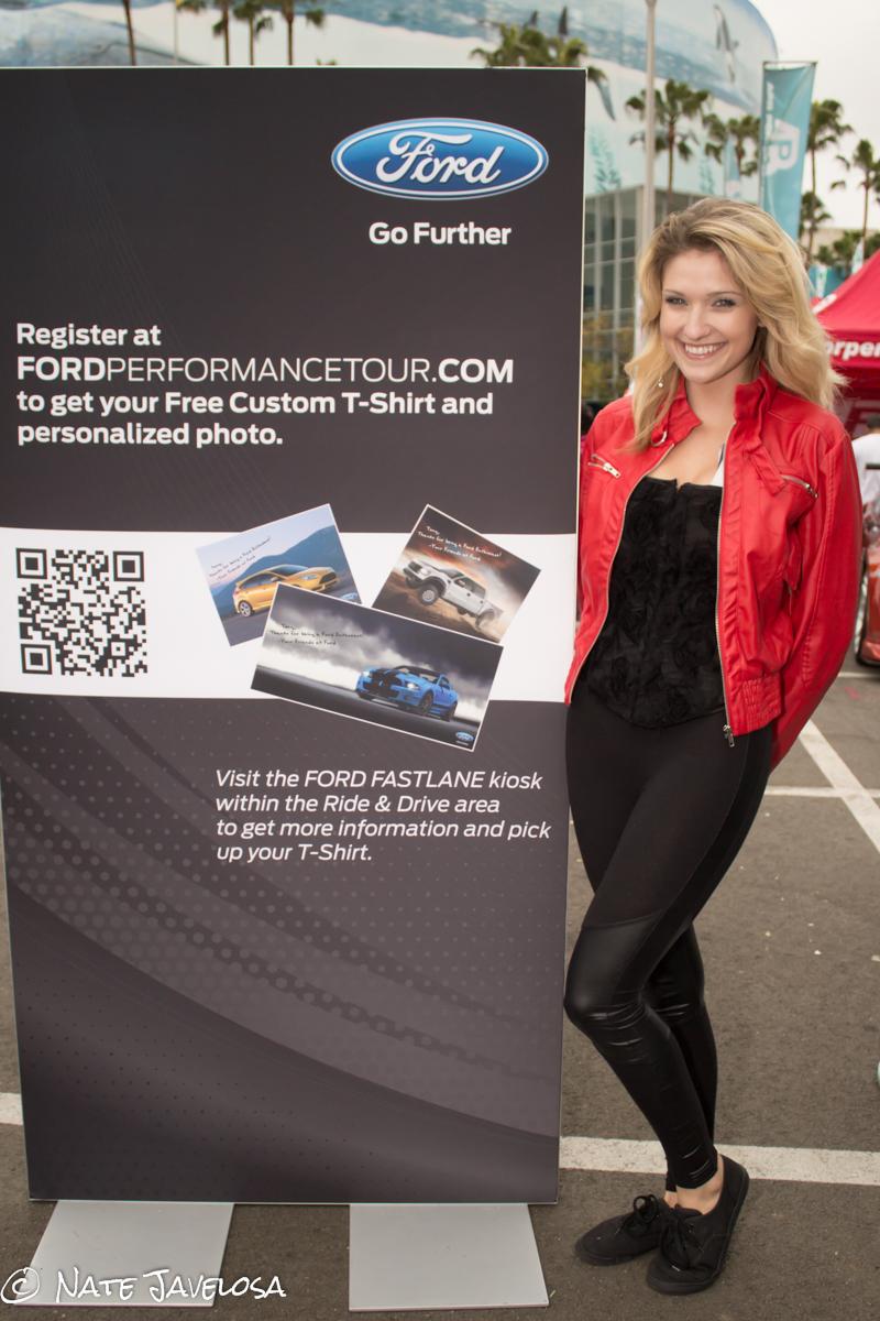 Aslyn: Nate Javelosa: Formula Drift Long Beach 2013: Women That