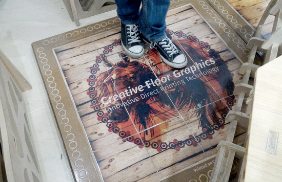 Direct-to-tile printing: Norde Davao