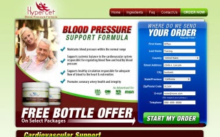 Hypercet Blood Pressure Formula Review (UPDATED 2018): Does It Work Really?