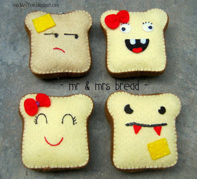 Mr and Mrs Bread :)