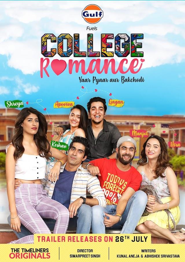 College Romance S01 Complete | Torrent Download
