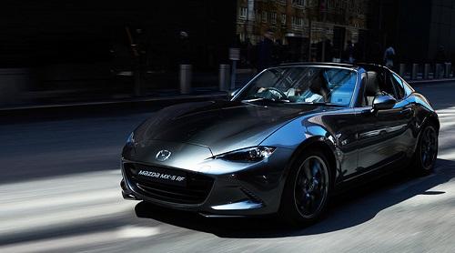 Harga Dan Spesifikasi All New Mazda MX-5 RF Terbaru