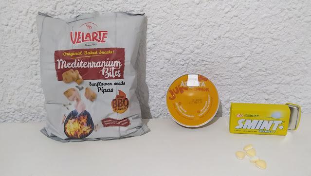 Mediterranium Bites BBQ Velarte