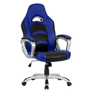 Cupão Amazon! Cadeira escritório ergonómico só 55€