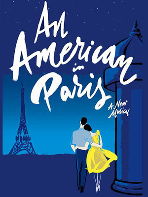 An American in Paris the musical Broadway