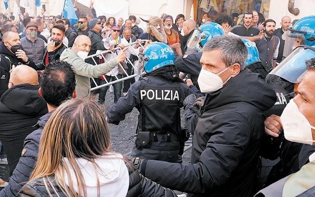 Αρνητικό ρεκόρ 100 χρόνων για το δημόσιο χρέος της Ιταλίας