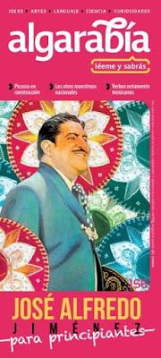 Revista Algarabía México Septiembre 2017