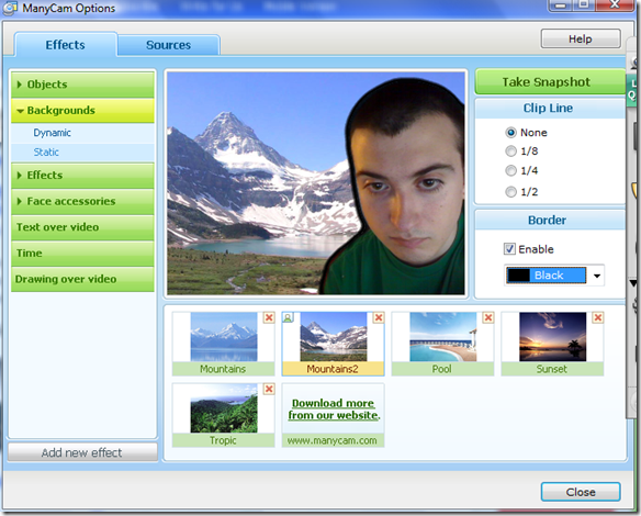 many cam pro download
