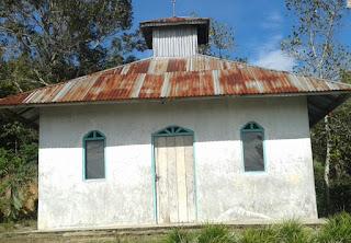 Masjid Baiturrahim, Hutagurgur, Pollung