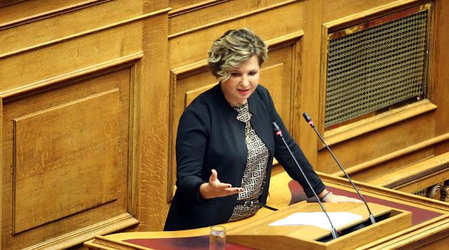 Στη Βουλή φέρνει η Όλγα Γεροβασίλη και 61 βουλευτές του ΣΥΡΙΖΑ τα 11.000.000 της περιβόητης καμπάνιας